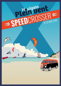 affiche speed crosser houlgate 2016