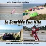 affiche Donville Fun Kite